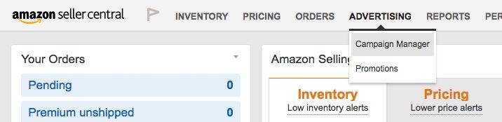Amazon PPC Advertising