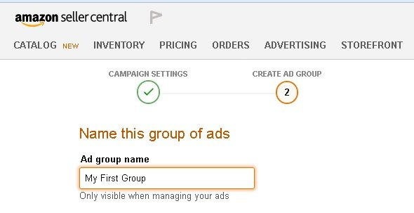 Amazon PPC strategy