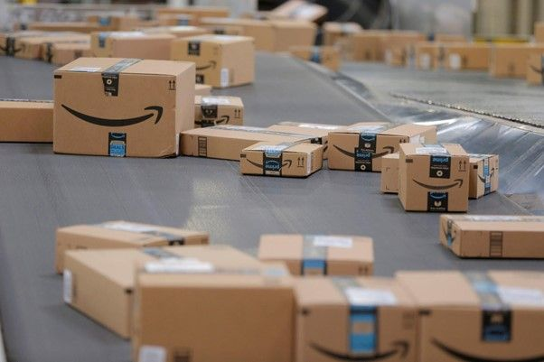 What if your client on Amazon did not receive his package?